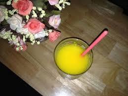 Loại thức uống bổ dưỡng từ tinh bột nghệ và sữa chua