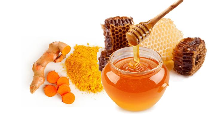 uống tinh bột nghệ với mật ong rất tôt cho sức khỏe